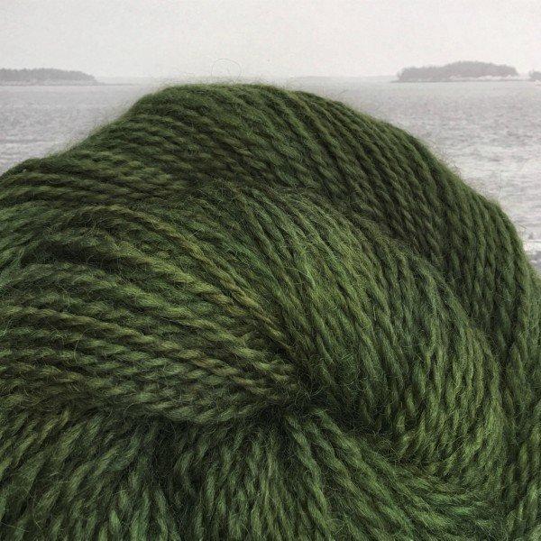 Nash Island LIGHT Yarn - Pine
