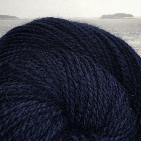 Nash Island LIGHT Yarn - Raven