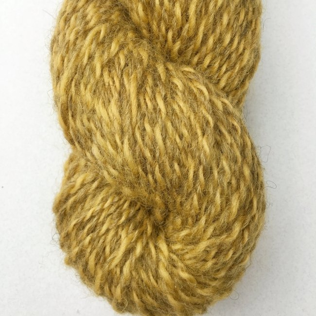 Mucklemarl : Light Worsted - Oak on Marl