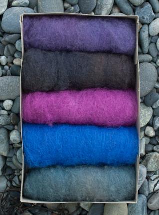 Felting Wool - 2oz