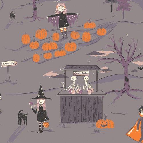Poplin : Spooky n' Sweet - Peppermint's Tale (Nightfall)