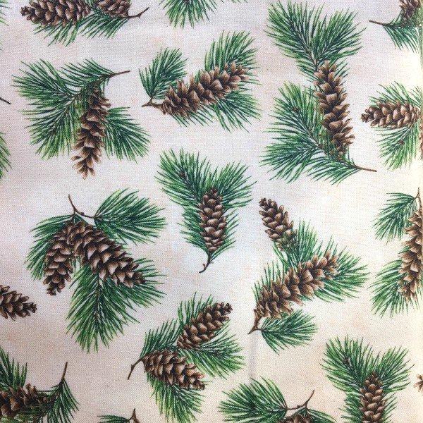 QC : Shop Hop - 18797 Pine Cone & Tassel