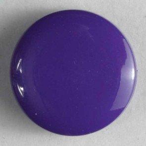 Button : Candy Round Shank - 13mm