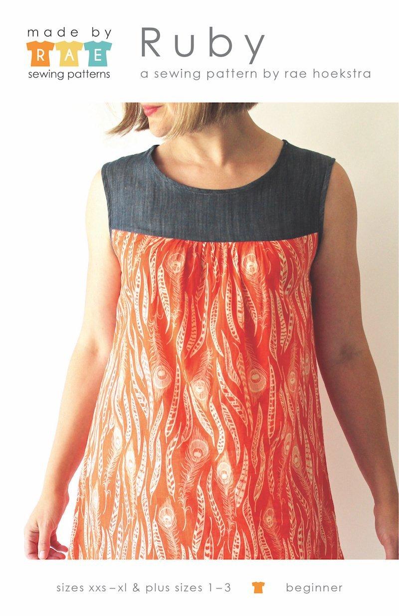 Ruby Dress Pattern