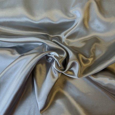 Bridal Satin - Silver