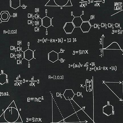 QC : Science Fair - Diagrams (Black)
