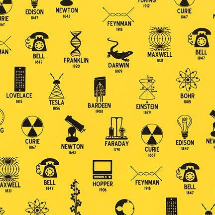 QC : Science Fair 2 - 18000 (Yellow)