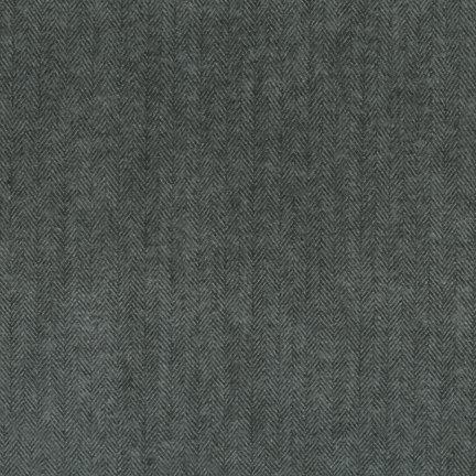 Flannel : Shetland - 13936 (Jet)
