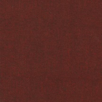 Flannel : Shetland - 14770 (Maroon)
