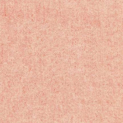 Flannel : Shetland 14770 - Peach