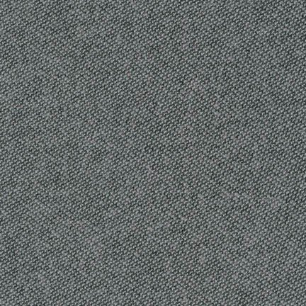 Flannel : Shetland - 15612 (Smoke)