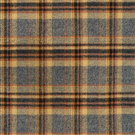 Flannel : Mammoth 16429 - Maize