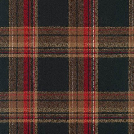 Flannel : Mammoth 17606 - Russet