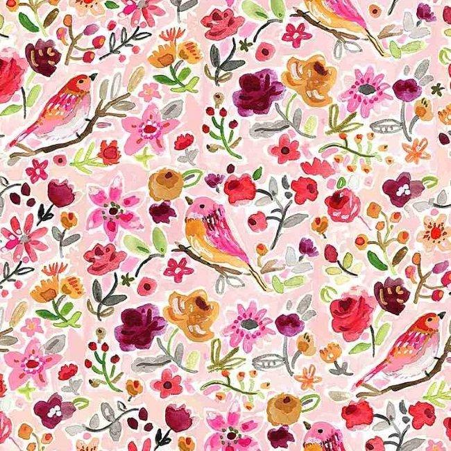 QC : Pardon My French - Parisian Birds (Multi)