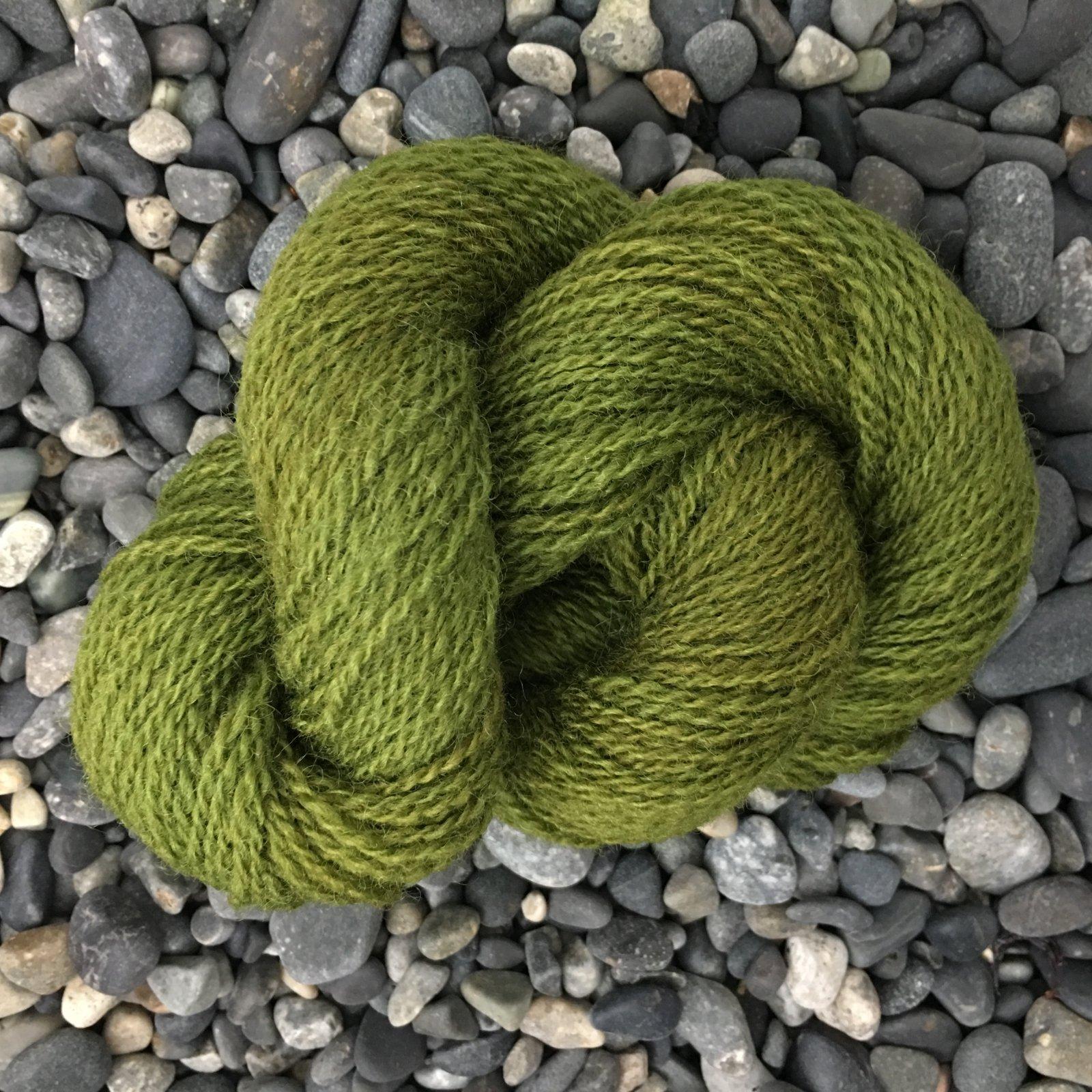 Nash Island TIDE Yarn - Seaweed