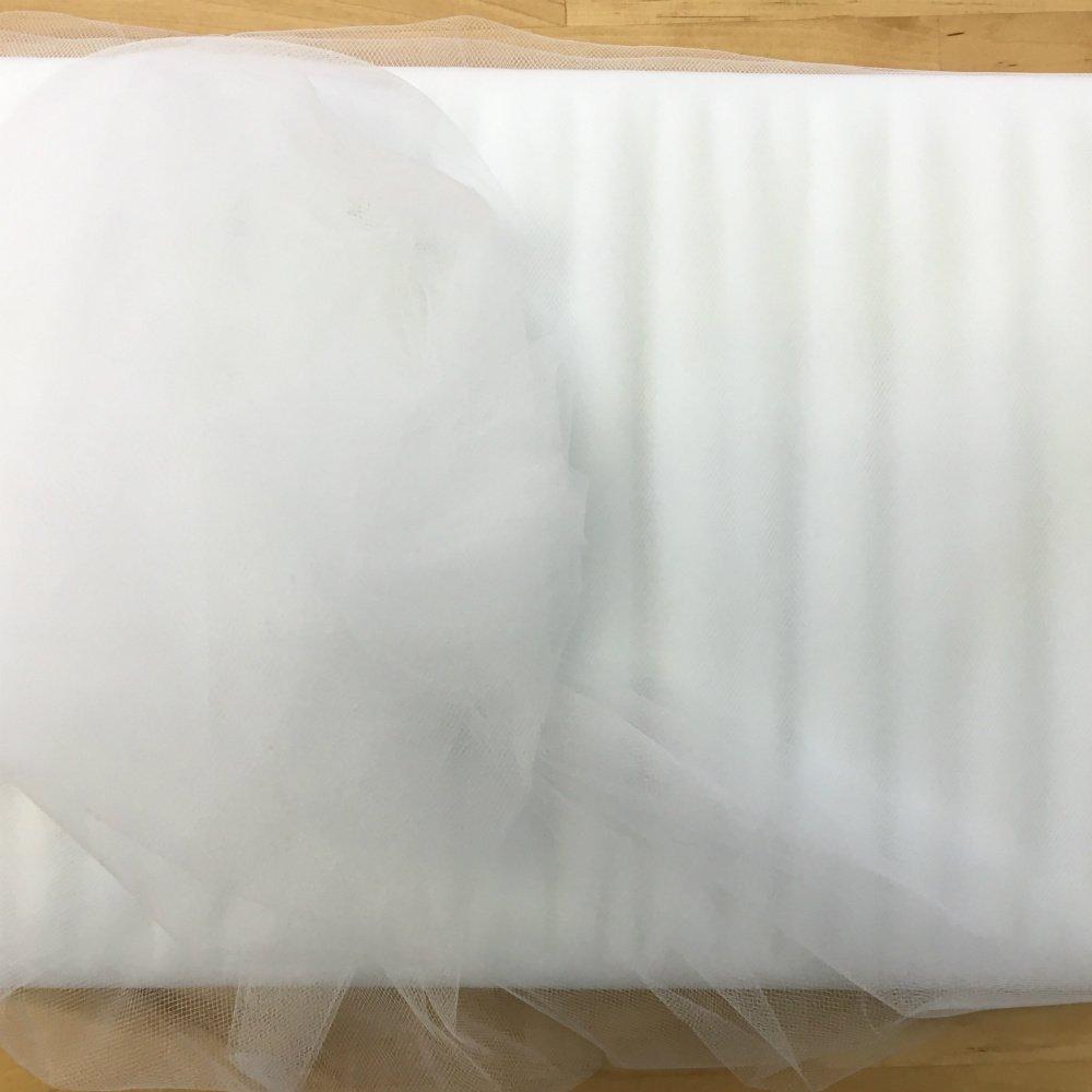 Tulle - White