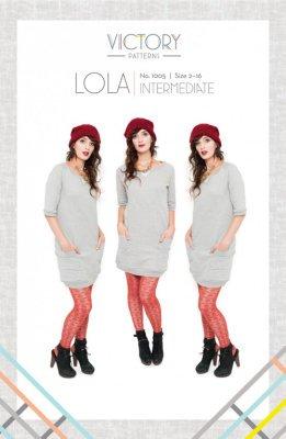 Lola Dress KNITS Pattern