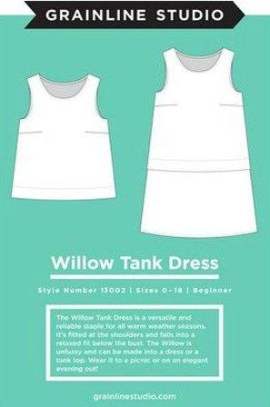 Willow Tank Dress Pattern