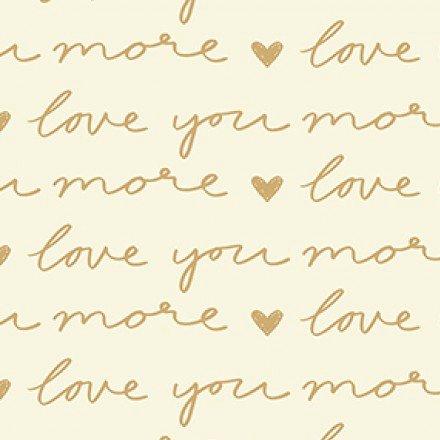 QC : Pen Pal - Love You More (Cream)