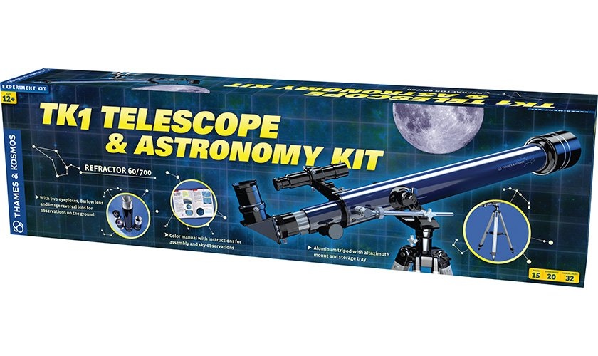 TK1 Telescope & Astronomy Kit