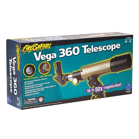 GeoSafari Vega 360 Telescope