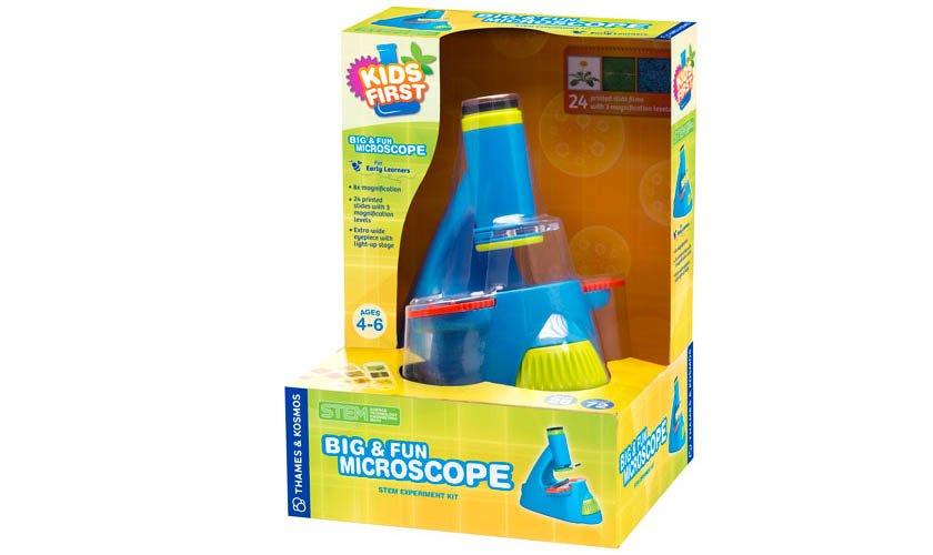 Kids First Big & Fun Microscope