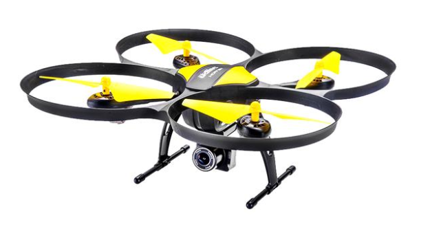 Altair UDI AA818 Plus The Hornet Drone with Wifi Camera Altitude Hold & 15 Min Flight Time