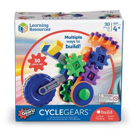 Gears! Gears! Gears! Cycle Gears
