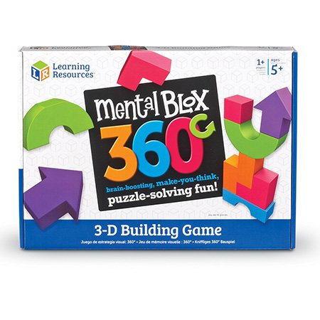 Mental Blox 360 degree 3-D Building Game