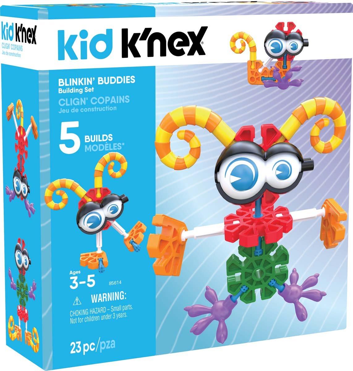 Kid K'nex Blinkin' Buddies/Stretchin' Friends Assortment