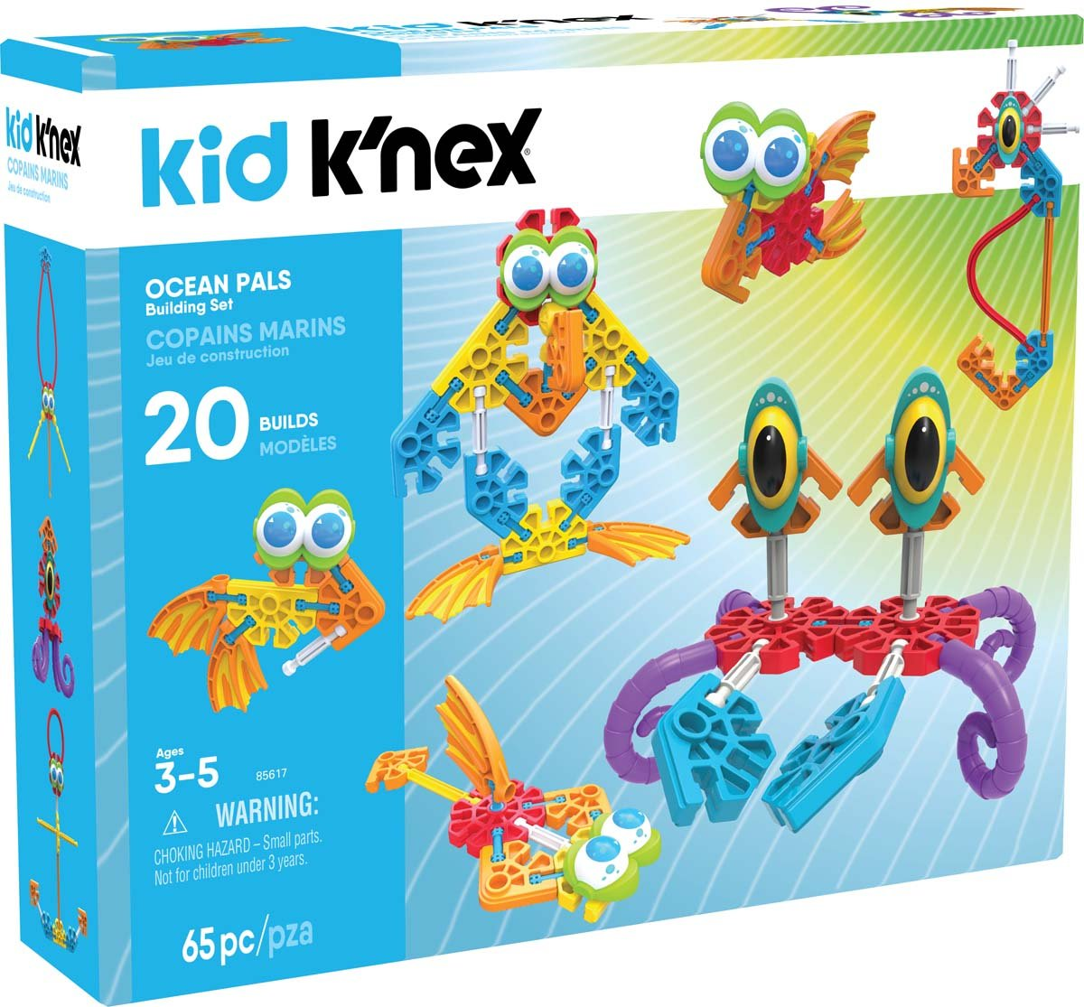 30 40 Snap Circuits Jr Select Green Elephant Toys Kid Knex Zoomin Rides Ocean Pals Assortment