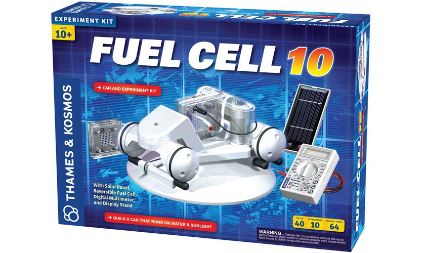 Fuel Cell 10: Car & Experiment Kit
