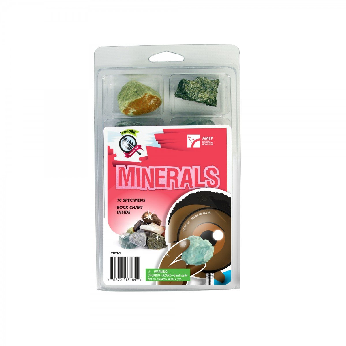 Explore With Me Geology - Minerals