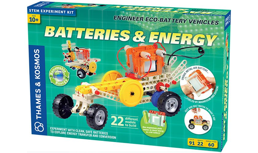 Batteries and Energy