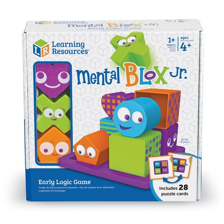 Mental Blox Jr. Early Logic Game