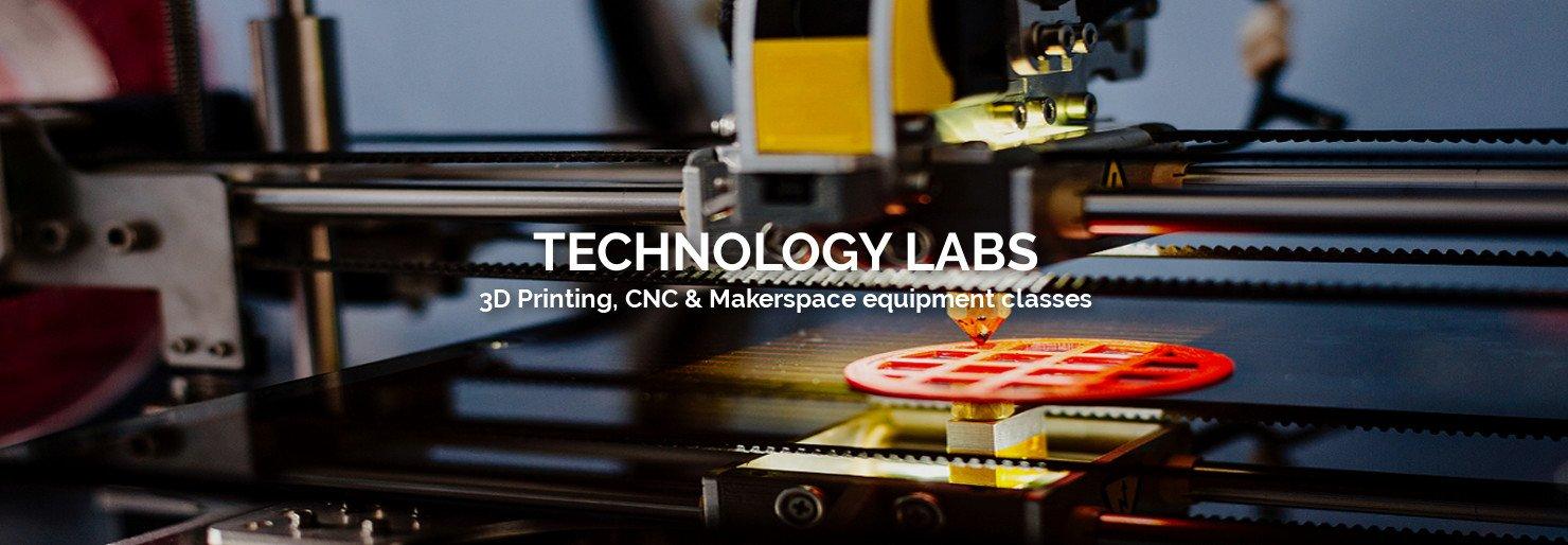 3D Design | 3D Printing & Fabrication Workshops | Technology