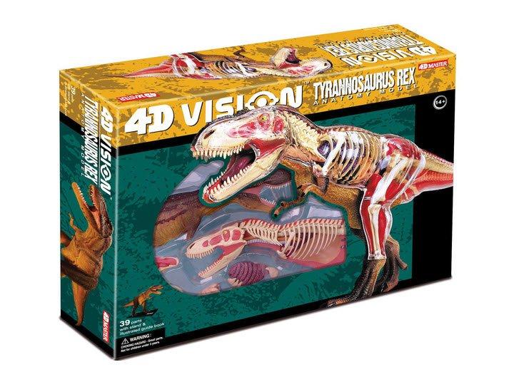 4D Vision Tyrannosaurus Anatomy Model