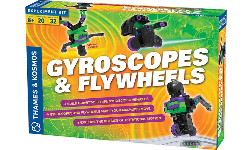 Gyroscopes & Flywheels