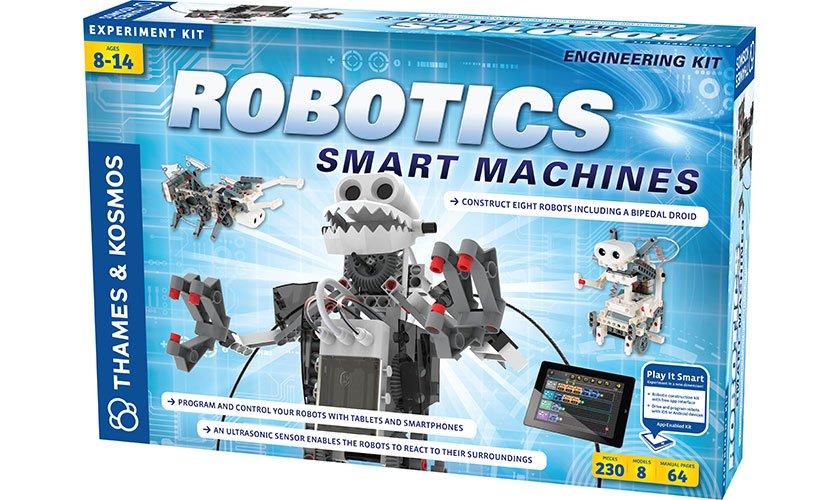 Robotics Smart Machines