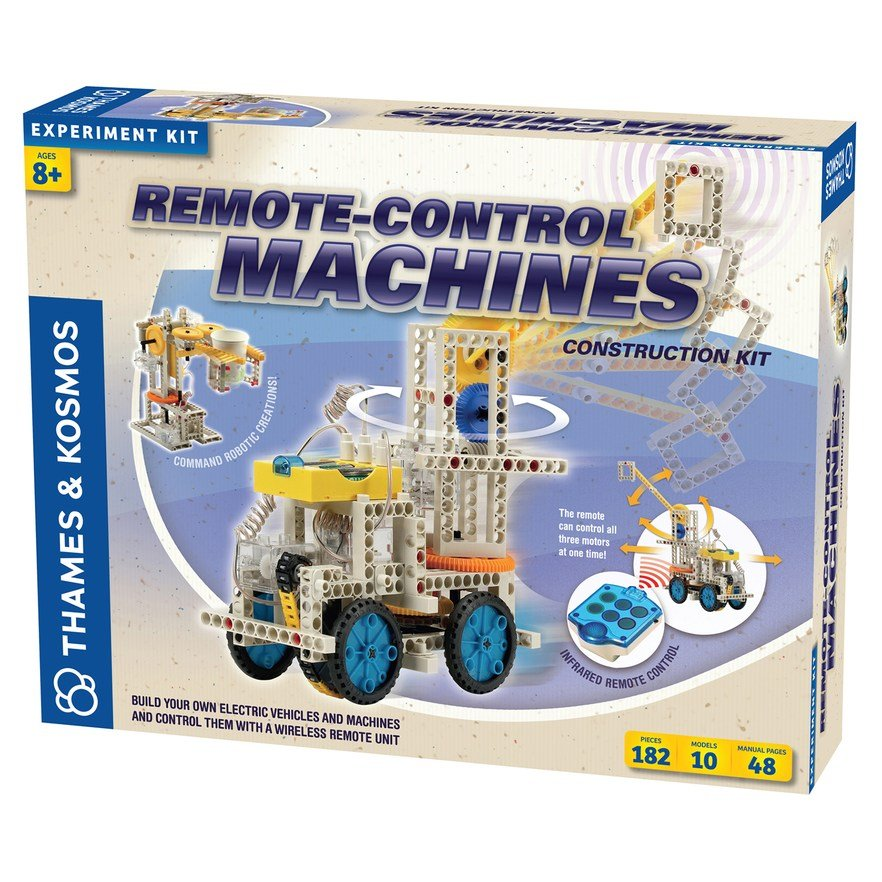 Remote-Control Machines: Construction Kit