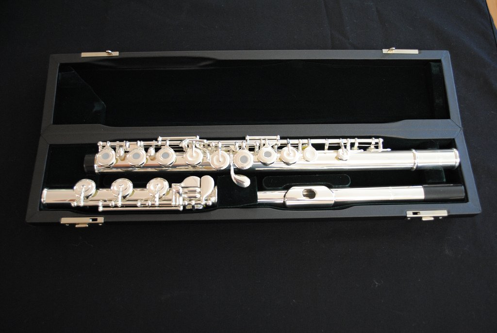 Pearl PF-665RBE1RB Flute Intermediate Open Hole - NEW