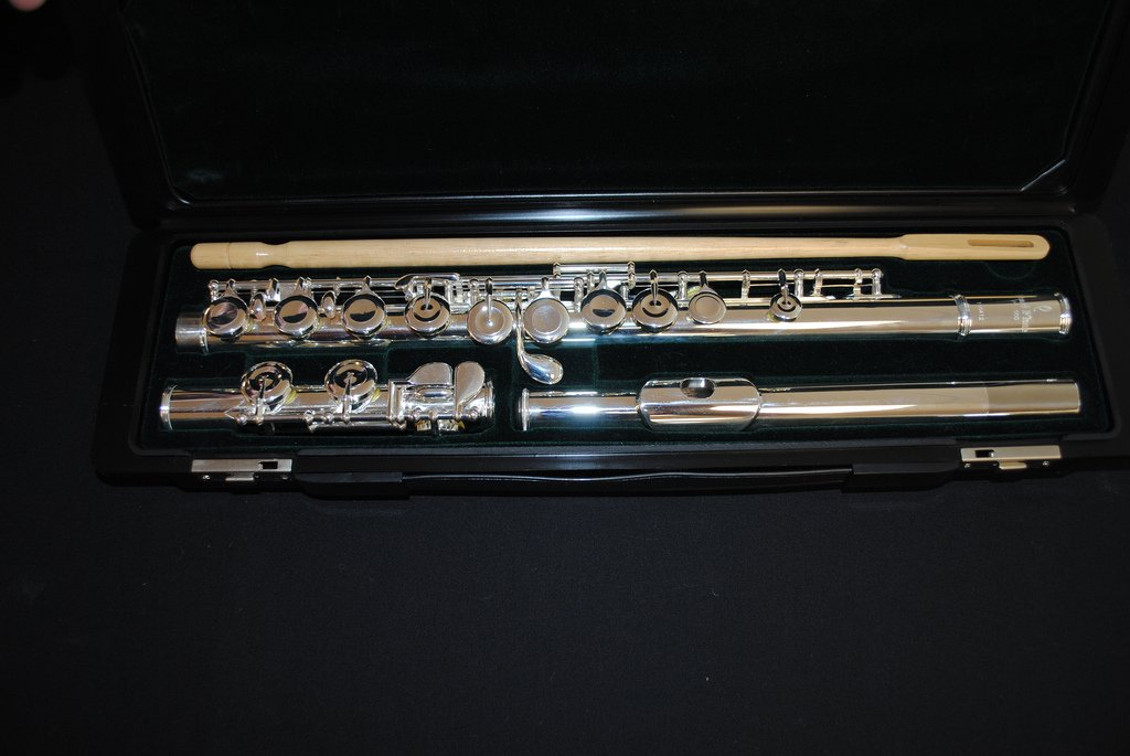 Pearl PF-500 Flute Student Closed Hole - NEW