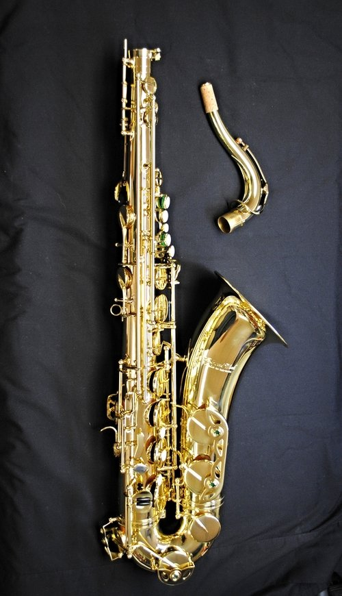 Hollywood Winds H603-L Tenor Saxophone Intermediate Lacquer - NEW
