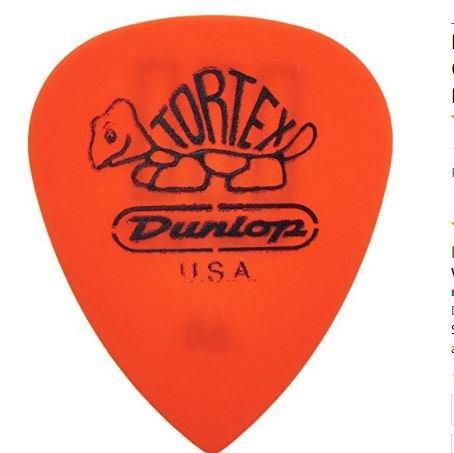Tortex Guitar Picks