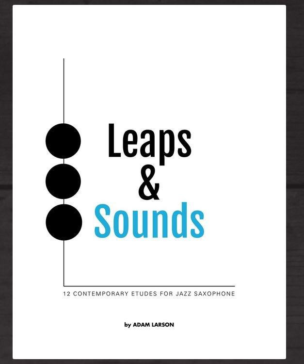 Leaps & Sounds Vol 1 by Adam Larson