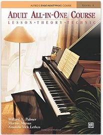 Adult All-In-One Course - Piano