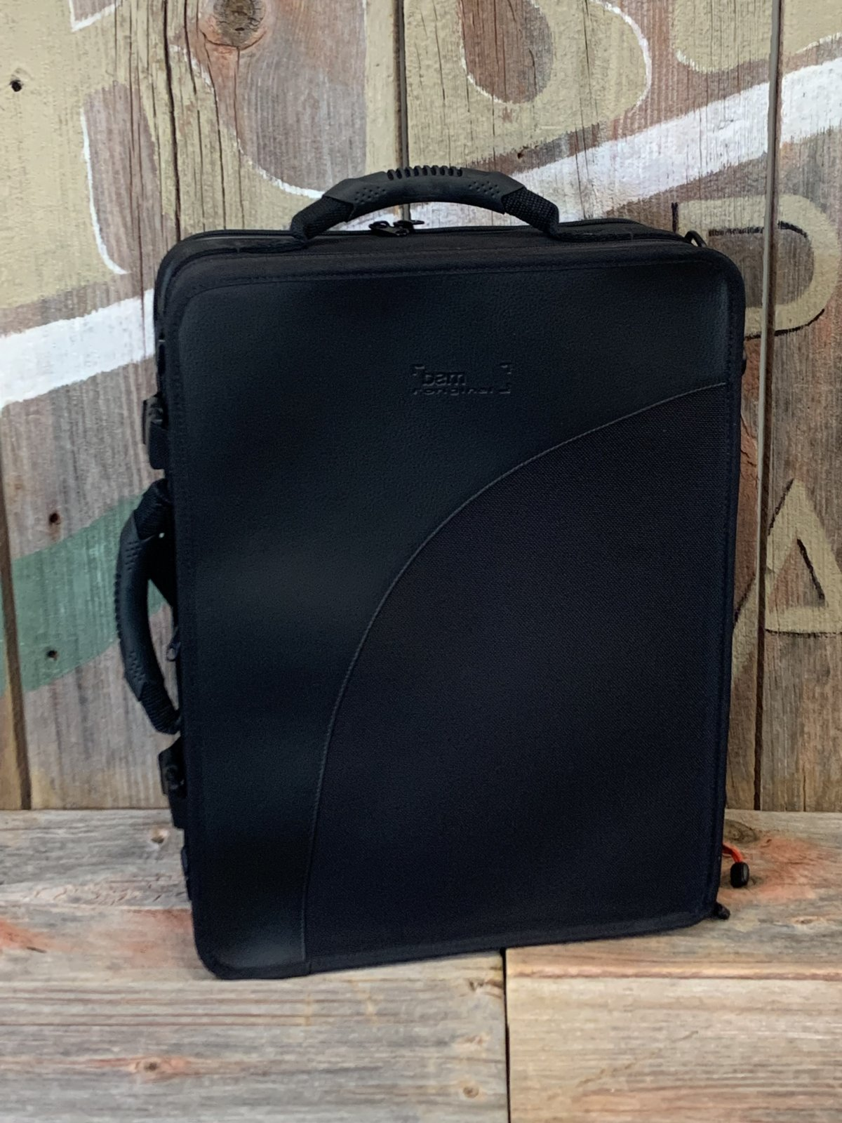 BAM Trekking Double Clarinet Case for Bb & A