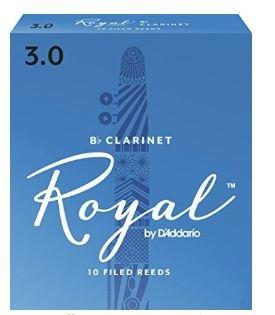 Royal Clarinet Reeds