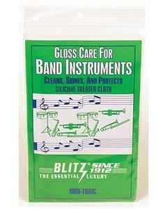 Blitz Polish Cloth for Brass Instruments