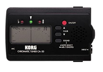 Korg Chromatic Tuners & Metronomes